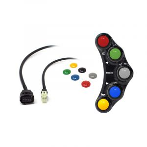 Jetprime Switch Panel LHS for Yamaha YZF-R1