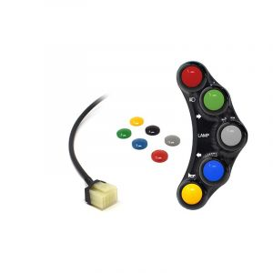 Jetprime Switch Panel LHS for Yamaha TMAX 530 560 STREET