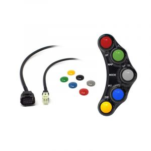 Jetprime Switch Panel LHS for Yamaha YZF-R1 2020 RACE